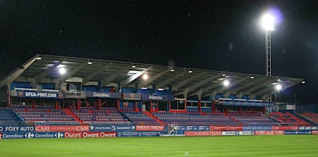 ACA-Châteauroux au stade Ange-Casanova de Mezzavia !