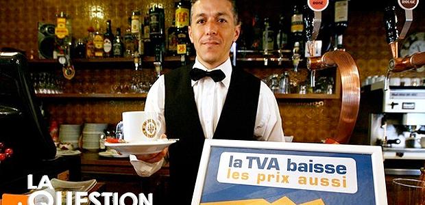 La TVA sur la restauration passera de 7% à 10% au 1er janvier 2014. Les professionnels du secteur sont ulcérés. (Photo: DR)