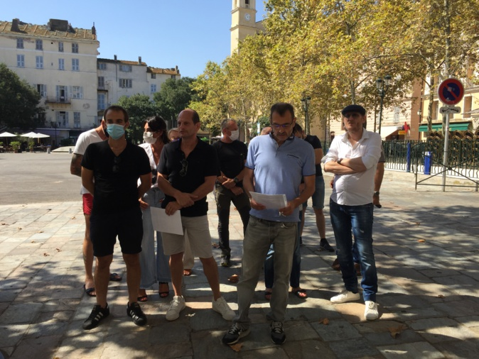 Core in Fronte réclame un Titre dans la constitution pour la Corse