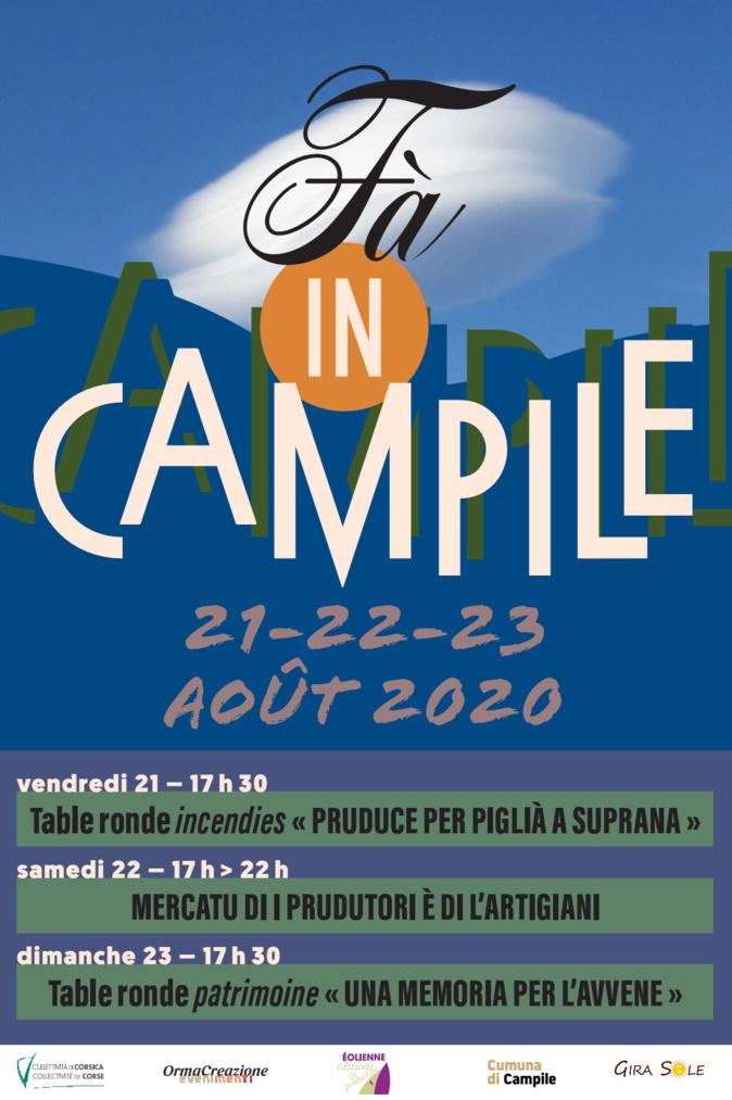 Ruralité : «Fà in Campile» du 21 au 23 août