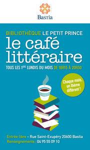 Bastia : Café littéraire