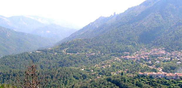La Corse a vocation a devenir un pôle de veille environnementale sur la Méditerranée  dans les prochaines années. (Photo: Yannis Christophe Garcia)