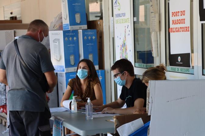 Campagne de dépistage gratuit  de la COVID-19 en Balagne