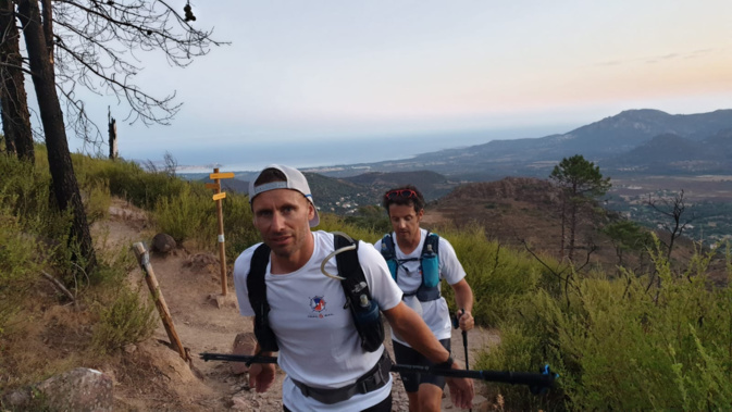 Sail&Trail Marseille - GR20 : fin de l'aventure pour Chris Pratt et Seb Henri