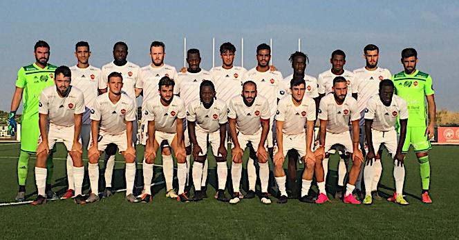 Le FC Bastia-Borgo en route pour une 2ème saison en National 1