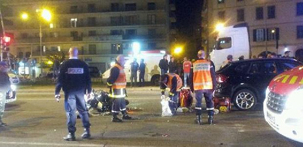 Ajaccio : Un blessé grave dans une collision auto-moto
