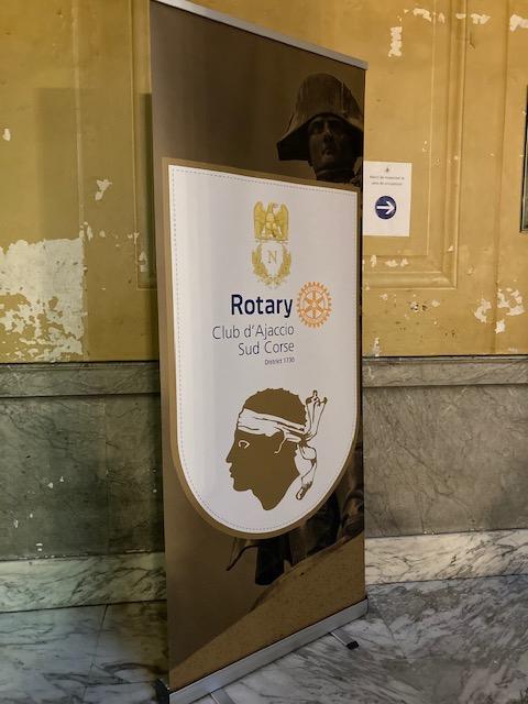 Le Rotary Club Ajaccio Sud Corse est né