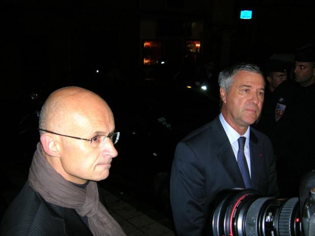 """Le Procureur de la République d'Ajaccio et le Préfet de Corse-du-Sud ont  qualifié de """"crime horrible"""" l'assassinat de Jacques Nacer. (Photo: Yannis Christophe Garcia)"""