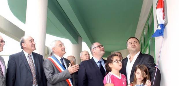 Double inauguration à L'Ile-Rousse