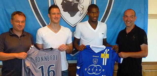 Bonnefoi débute en Ligue 1 samedi à Brest