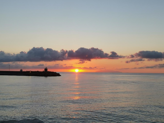 La photo du jour : Bastia à l'albafiò