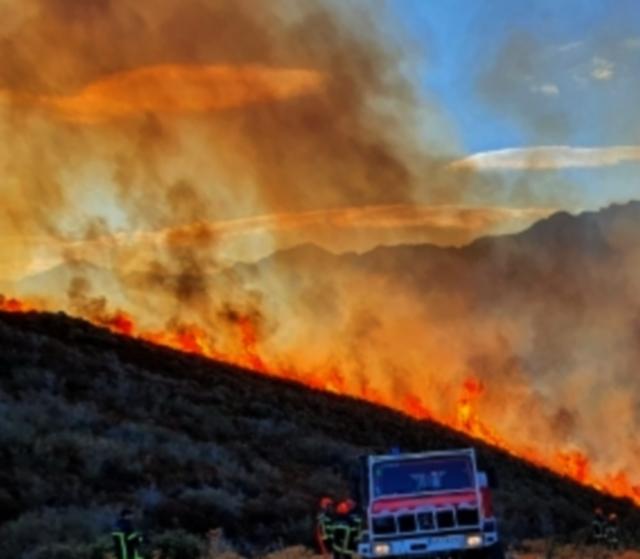 """L'Incendie de Montegrosso """"fixé"""". Le bilan est très lourd : 180 hectares"""