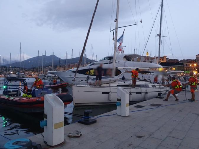 Photo page Facebook SNSM Propriano