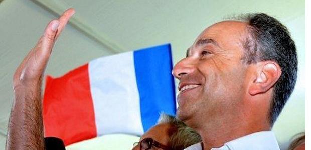 UMP : Jean-François Copé président