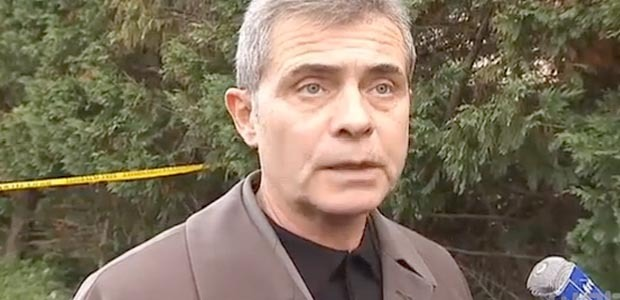 Dominique Alzeari, procureur de la République de  Bastia