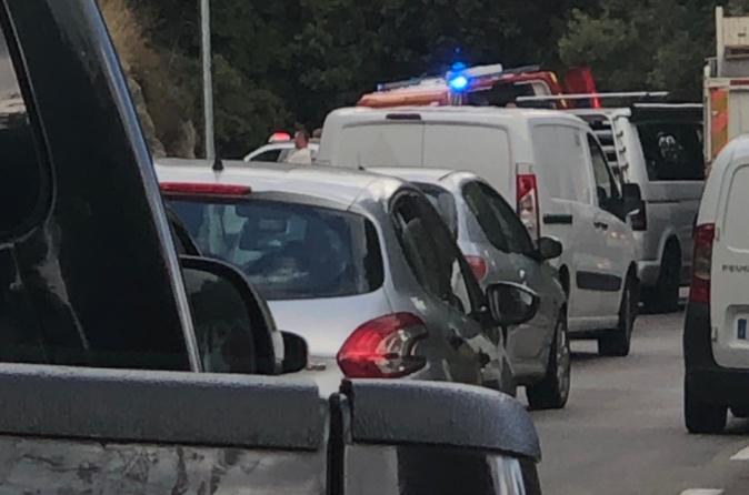 Grosseto-Prugna : un accident de la route fait deux blessés
