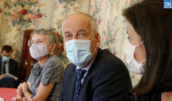 Marie-Hélène Lecenne, Pascal Lelarge et Julie Benetti (Photos Michel Luccioni)