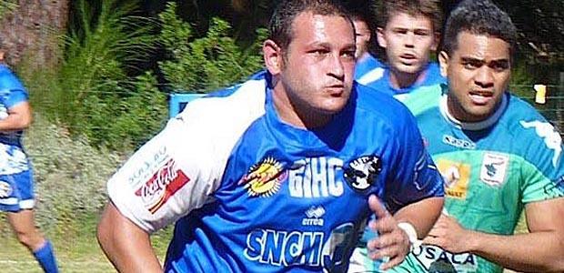 """Rugby-Fédérale 3 Ange-Louis Ferroni : """"La force tranquille"""" de Bastia XV"""