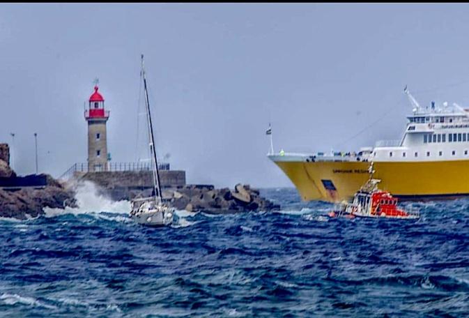 (Photos SNSM Bastia)