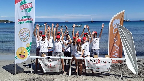 Photo : association Med In Corse