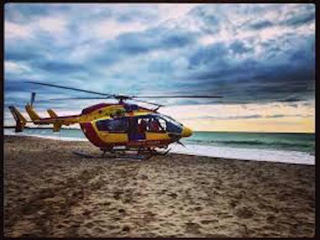 Un vacancier allemand victime d'une noyade à Calvi ranimé et évacué par hélicoptère