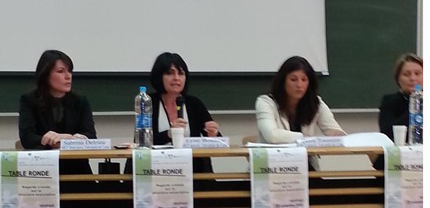 Le monde associatif en débat à Corte (Photos Roger Giordano)