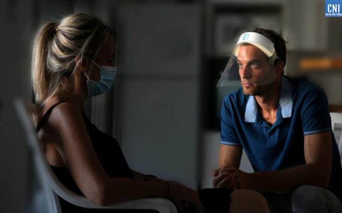 Brice Guyon, hypnothérapeute - Photos Michel Luccioni