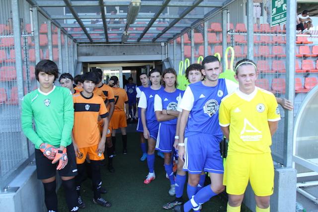 Au stade du Pruenllu ce sont les joueurs de Bocognano qui se sont imposés face aux Moustiques
