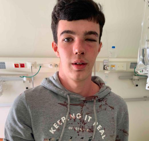 Axel Brunel, étudiant agressé à Corte. Photo Ligue Corse échecs