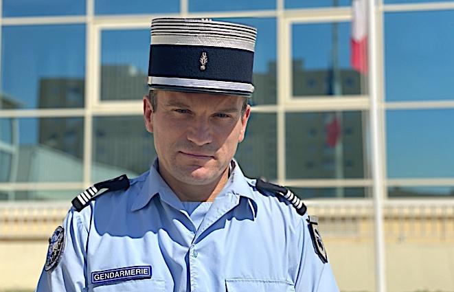 Le colonel Vincent Lemonnier.