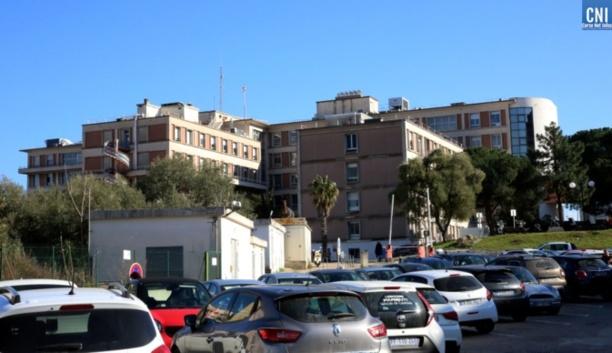 Hôpital d'Ajaccio : les visites aux patients strictement interdites