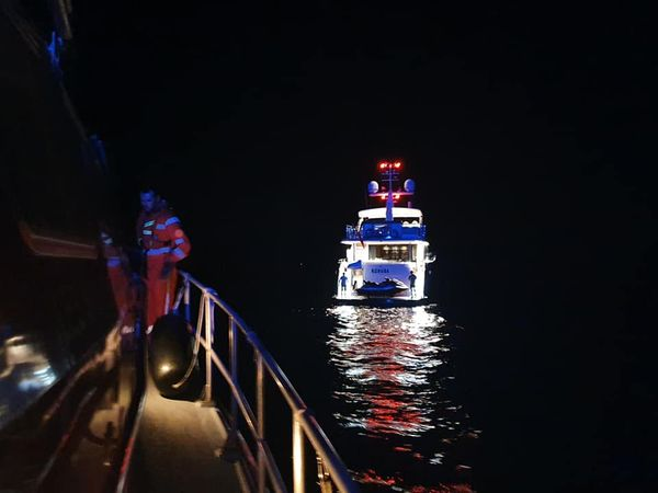 Photo : SNSM Porto-Vecchio