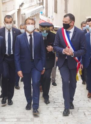 Jean-Charles Orsucci : « La venue du Président Macron est un symbole pour Bonifacio, pour la Corse et même pour le pays »