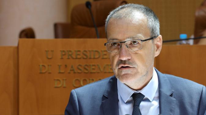 Visite présidentielle - Jean-Guy Talamoni : « Dans la forme il y a une décrispation, ce qui ne veut pas dire que le fond avance »