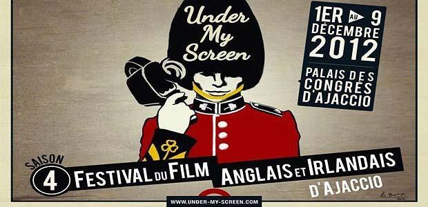 """La 4è saison du Festival du film Anglais et Irlandais """"Under my Screen"""" s'ouvrira samedi pour 9 jours de cinéma """"So British"""". (Repro: DR)"""