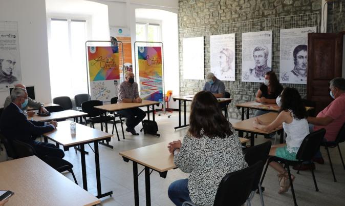 Corte : l'Operata du centre social du CPIE-A Rinascita