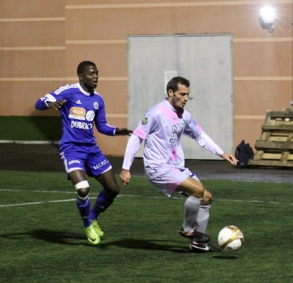 Le FC Calvi s'offre Aubervilliers au courage