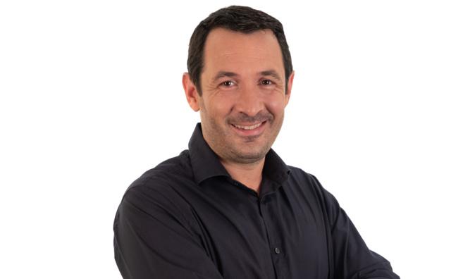 Sébastien Tieri, rédacteur en chef de France 3 Corse-Via Stella. (Photo Armand Luciani)