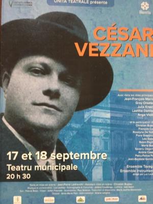 Bastia : César Vezzani enfin sur scène