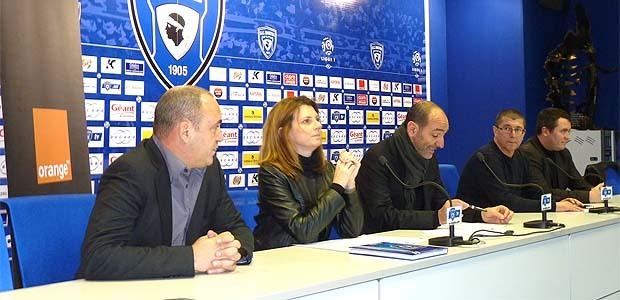 Mathieu Cesari, Jeanne Tomasini, Pierre-Marie Geronimi, Pasquin Nasica et Thomas Sereni.