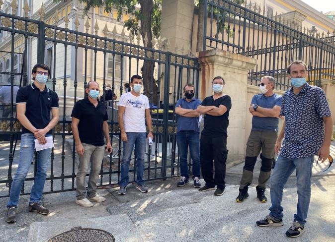 3 membres du collectif Patriotti comparaissaient ce mercredi 16 septembre.