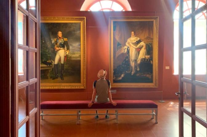 Ajaccio : Le Palais Fesch/Musée des Beaux Arts devoile au public l'histoire de ses collections