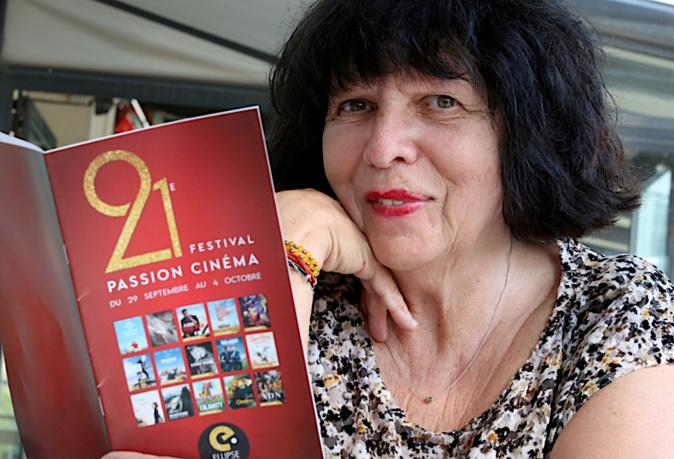 Jeanne-Paule de Rocca Serra, directrice artistique du festival