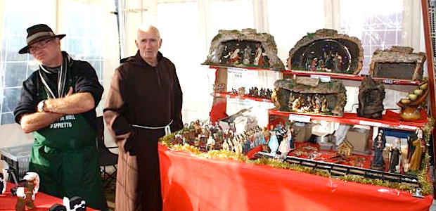 Marché de Noël d'Appietto : La réussite au rendez-vous
