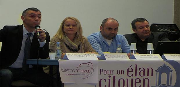 La pression citoyenne pour des primaires à Bastia