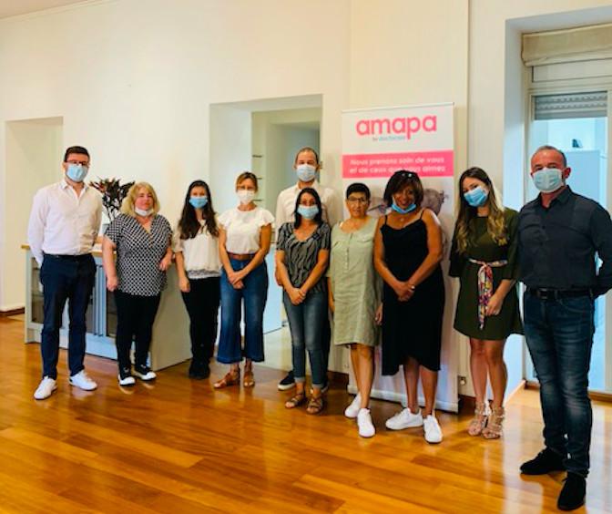 Bastia : Remise des diplômes aux aides à domicile de l'AMAPA