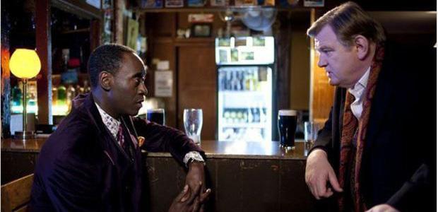 La rencontre entre le sergent Boyle, policier irlandais solitaire et cynique, et l'agent du FBI venu sur place pour enquêter sur un meurtre va se révéler pleine de péripéties! (Photo: DR)