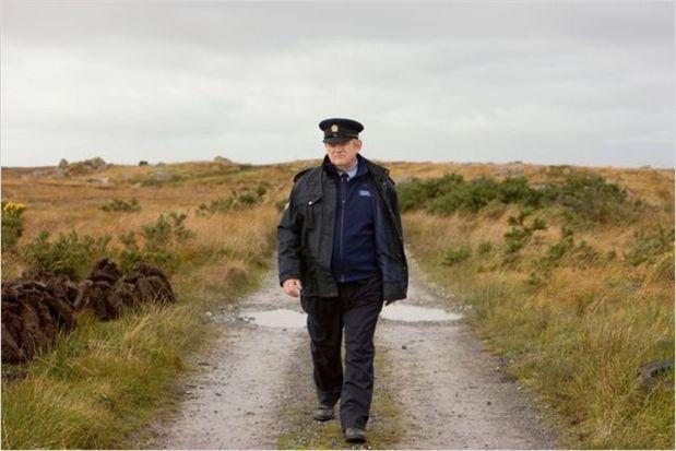 """C'est dans un village reculé d'Irlande que le sergent Boyle """"sévit"""" en tant que policier.  (Photo: DR)"""