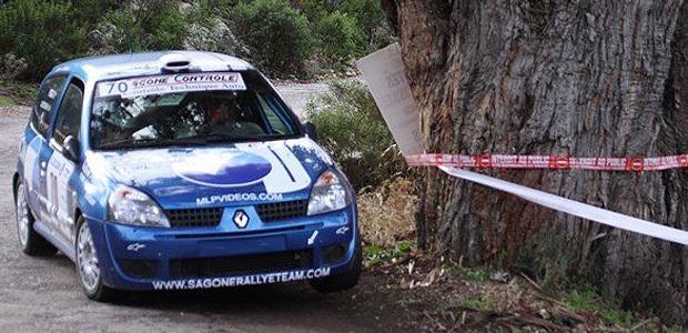 Rallye de Balagne : Trojani en tête