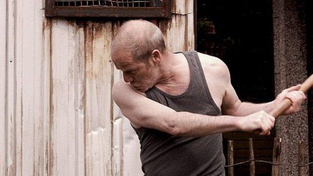 La violence, même omniprésente tout au long du film, n'est jamais une fin en soi pour les deux protagonistes. Juste une nécessité. (Photo: DR)